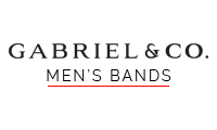 Gabriel & Co. Men's Wedding Bands